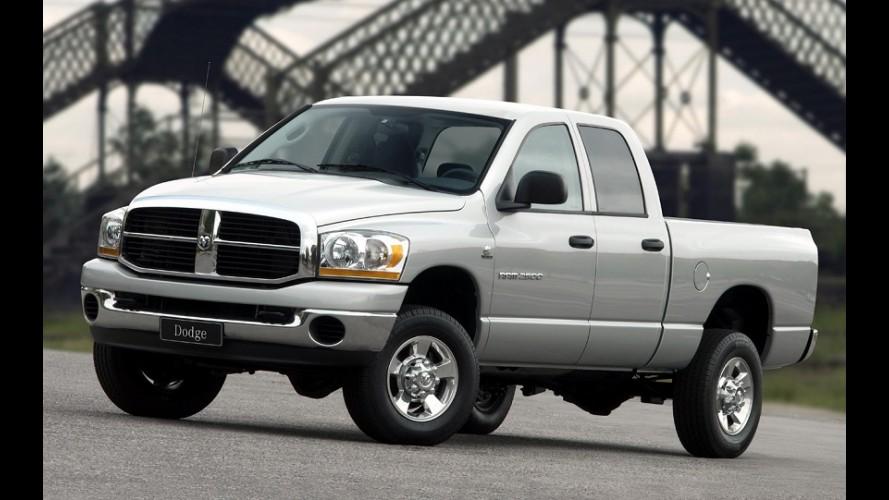 NHTSA investiga picapes Dodge RAM por problema misterioso na embreagem