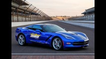 Galeria: Chevrolet Corvette Stingray Indy 500 Pace Car 2014