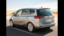À gás: Opel lança Zafira Tourer 1.4i Turbo GLP na Europa