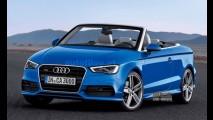 Audi A3 Cabriolet: vazam as primeiras fotos antes de Frankfurt