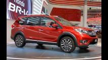 Honda apresenta o novo BR-V, mistura de MPV e crossover - veja fotos