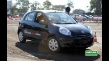Dirigimos o Novo Nissan March - Confira as primeiras impressões