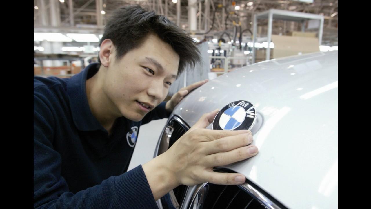 China produzirá mais carros que a Europa em 2013