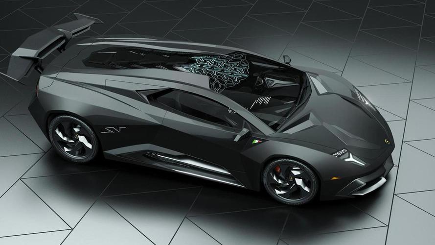 Lamborghini Phenomeno and Phenomeno Super Veloce concepts digitally imagined