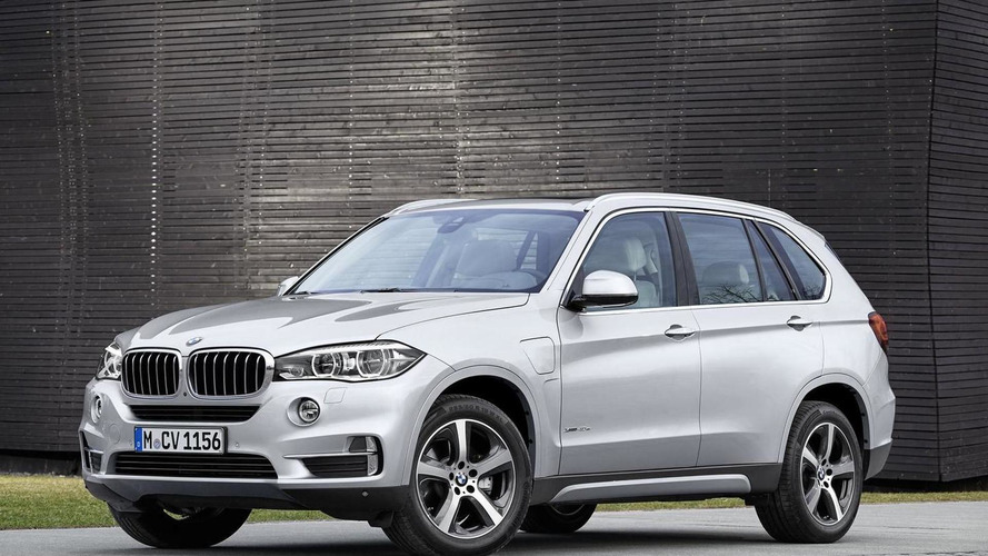 BMW X5 xDrive40e priced at €68,400 in Germany