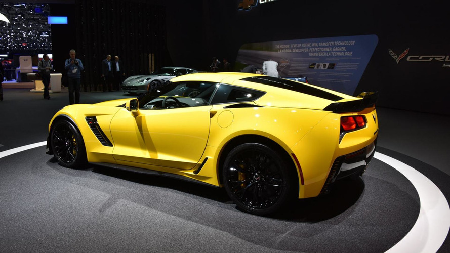 2015 Corvette Z06 shares Geneva lights ahead of imminent European launch