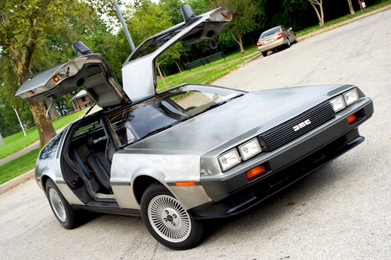 eBay Car of the Week: 1981 DeLorean DMC-12
