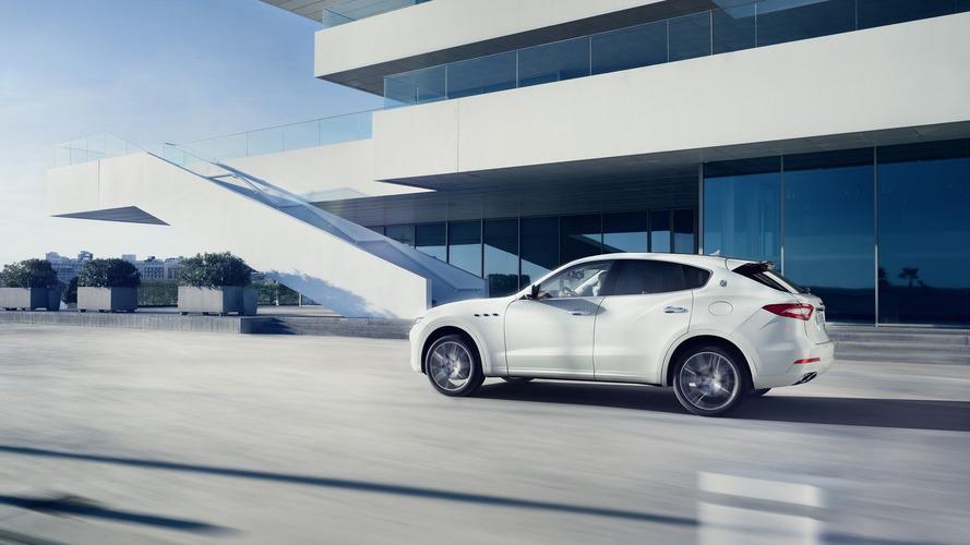Le Maserati Levante hybride cachera un cœur de Chrysler Pacifica
