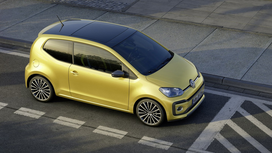 Makyajlı 2016 VW up!