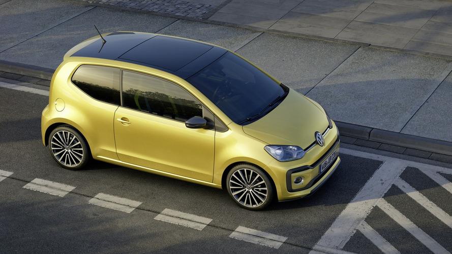 La prochaine VW Up! uniquement en électrique ?