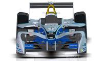Formula E 2017 front wing design