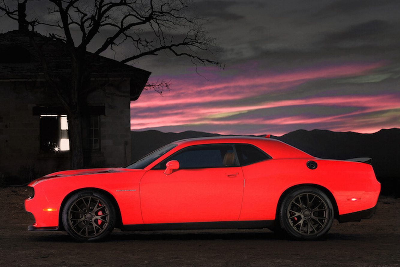 The Next Dodge Challenger Hellcat Could Have as Much as 750 HP