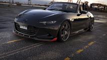 DAMD Dark Knight makes the MX-5 Miata fit for Batman