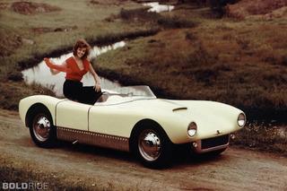 The Saab Sonett I: Saab's Audacious First Race Car