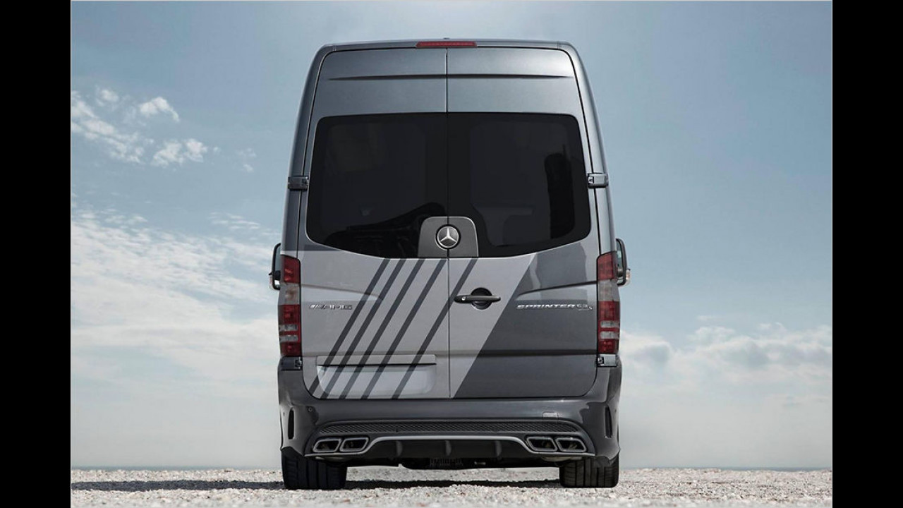 Mercedes-AMG Sprinter 63 S