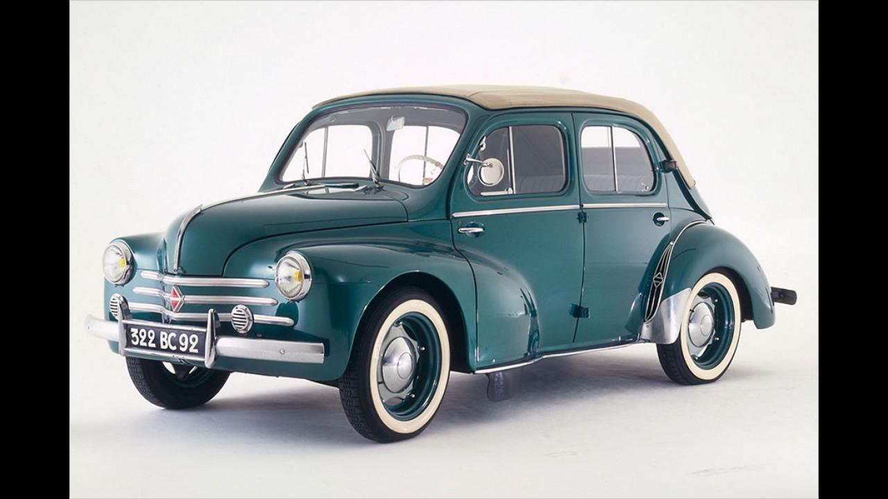 70 Jahre Renault 4CV