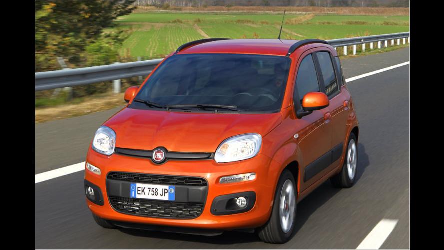 Fiat Panda: Magische Preisgrenze