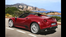 Alfa Romeo 4C Spider im ersten Test