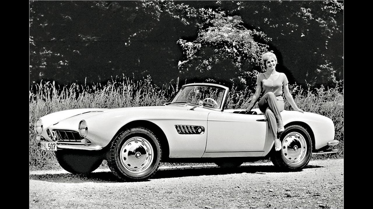 1955: BMW 507