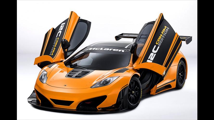McLaren für die Rennstrecke