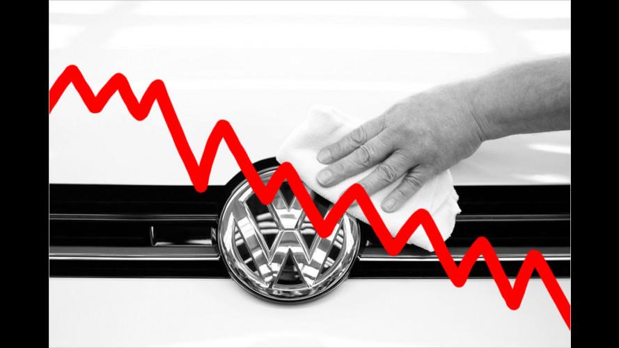 Rekordverlust im dritten Quartal durch ,die Dieselthematik