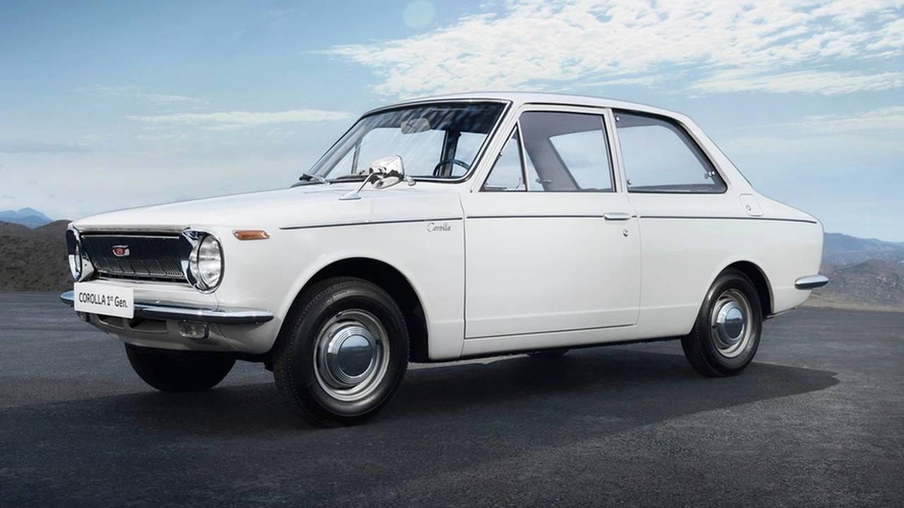 Toyota Corolla (1966-1970)