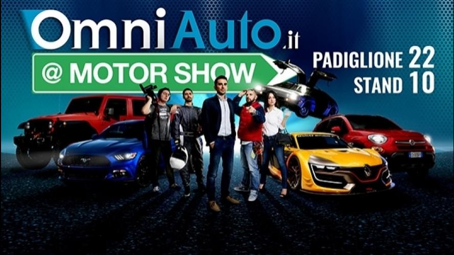 Motor Show, Meet OmniAuto.it, chi incontriamo questo weekend