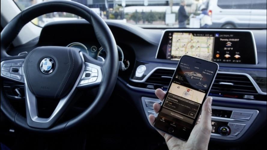 BMW porta a Barcellona l'Open Mobility Cloud