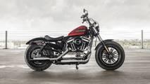 2018 Harley-Davison Forty-Eight