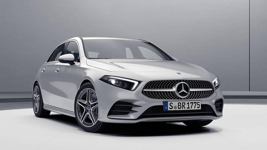 Mercedes-Benz, yeni A-Serisi için siparişleri almaya başladı