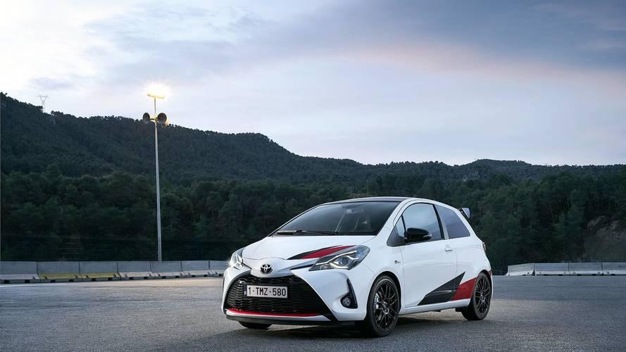 Essai Toyota Yaris GRMN