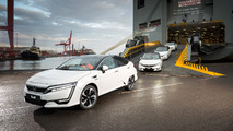 Honda Clarity in Europe