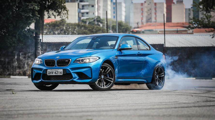 BMW M2 Pack Competition - Présente au Salon de Genève 2018 ?