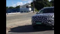 Flagra! Novo Jeep Compass nacional é pego em Pernambuco