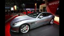 Paris: Ferrari para as ruas, GTC4Lusso T. estreia o motor V8 biturbo de 610 cv