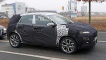 2018 Hyundai B-SUV casus fotoğrafları