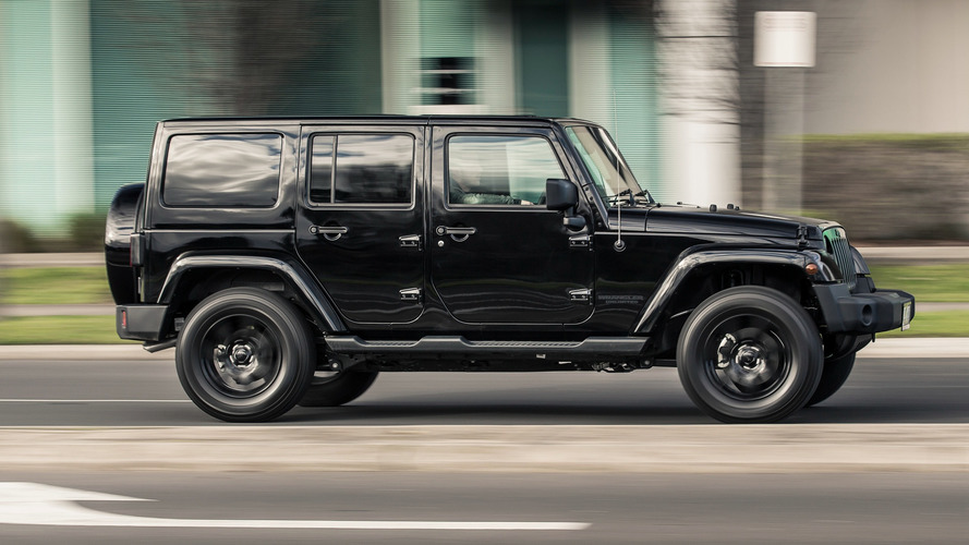 Jeep Wrangler supera barreira dos R$ 200 mil em novo aumento