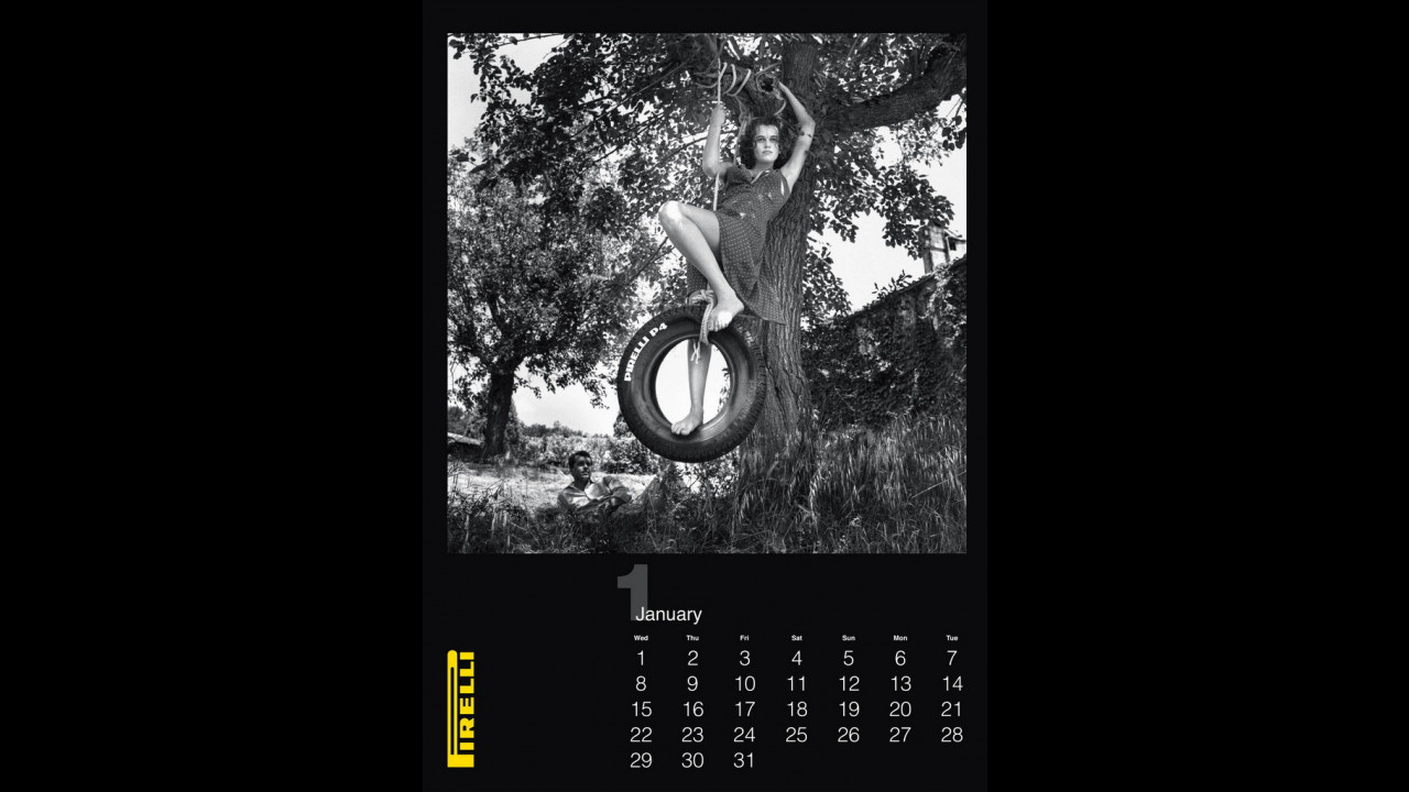 Calendario Pirelli 2014  |
