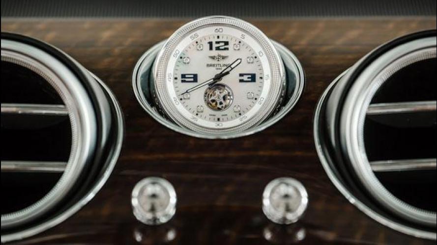 Bentley Bentayga, l'orologio è un optional da 200.000 euro