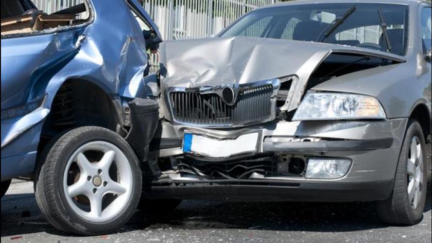 Incidenti stradali, luglio è il mese più pericoloso dell'anno