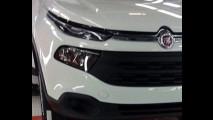 Fiat Toro, le immagini rubate in fabbrica