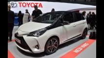 Toyota al Salone di Ginevra 2017