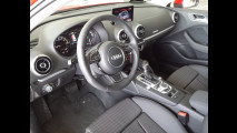 Audi A3 Sportback e-tron, test di consumo reale Roma-Forlì