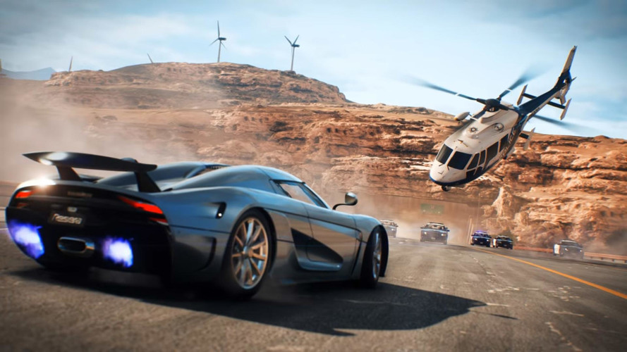Test - Need for Speed Payback, la revanche tranquille
