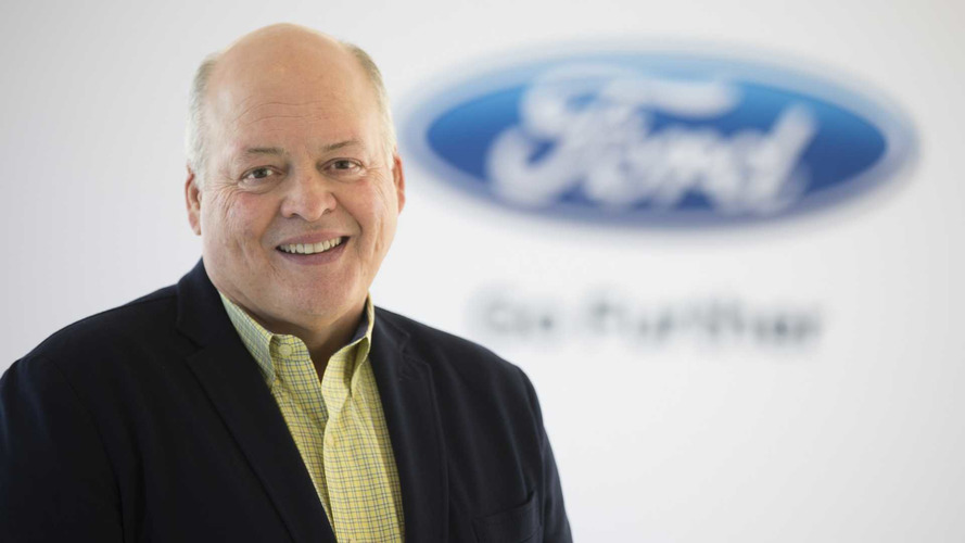5 Things You Didn't Know About Jim Hackett, Ford's New CEO