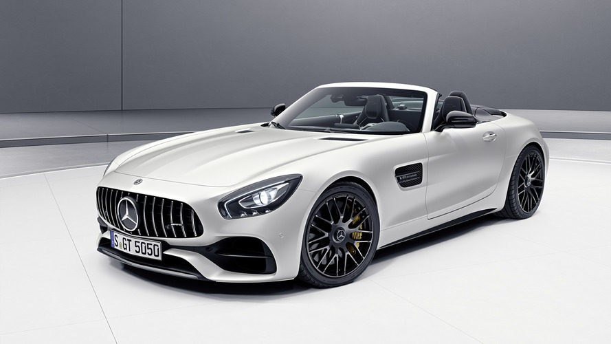Mercedes-AMG reveals three special editions
