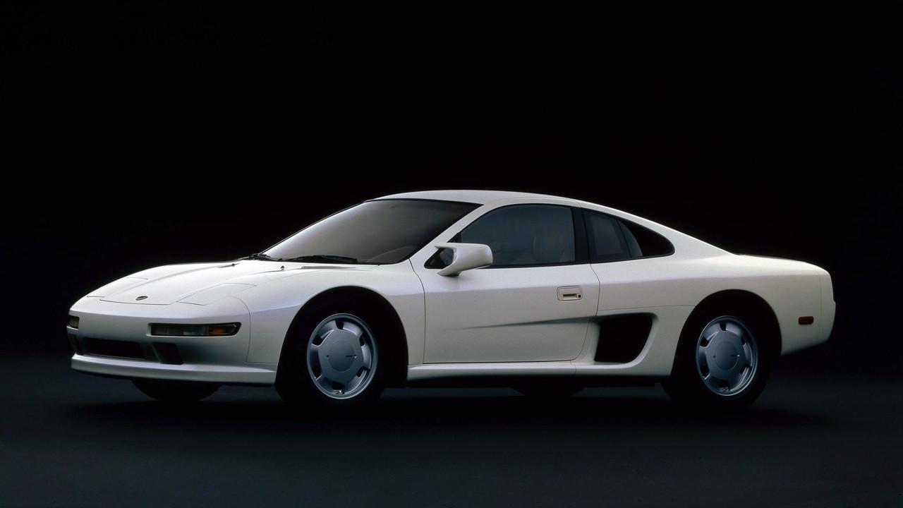 1987 Nissan MID4 Type II konsepti