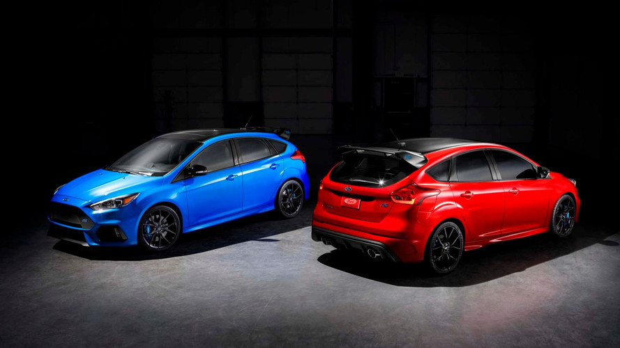 New Ford Focus RS Option Pack Adds LSD