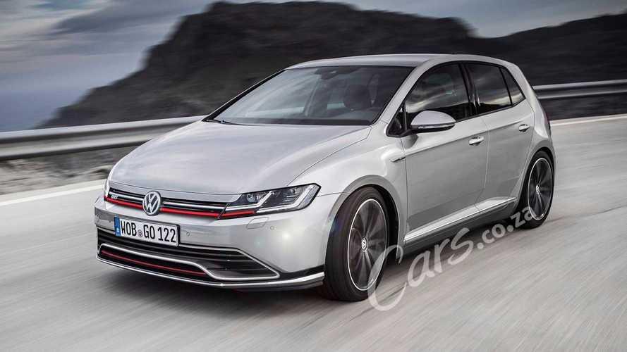 Será que o VW Golf 8 ficará com a dianteira do Arteon?
