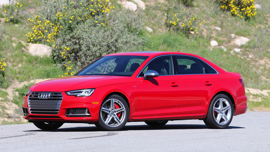 2018 Audi S4 First Drive: Just Right, Yet Again